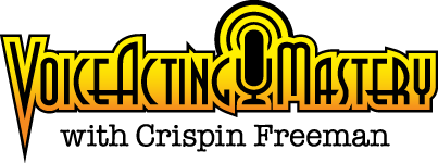 Voice Acting Mastery Logo